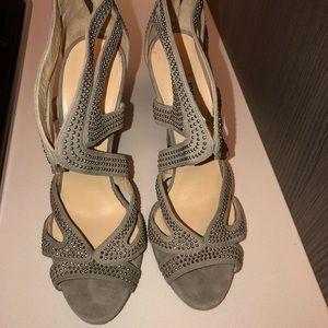 Jimmy Choo studded sandals size 9